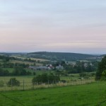 Blick von Ilbeshausen nach Altenschlirf